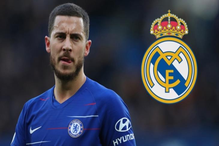 هازارد ينفي أنباء موافقته على الانتقال لريال مدريد