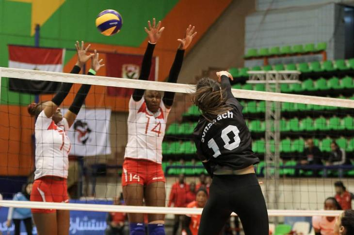 كرة طائرة.. الأنابيب الكيني يخطف برونزية البطولة الأفريقية للسيدات