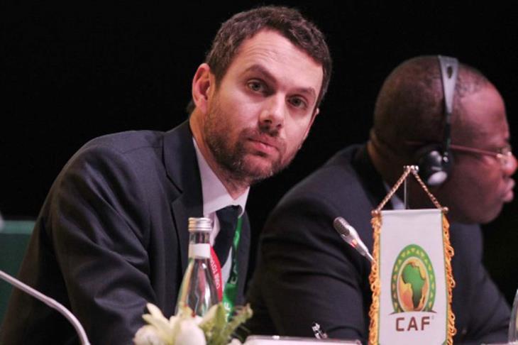 """بسبب شكواه للفيفا ضد """"فساد"""" رئيس """"كاف"""".. رويترز تكشف أسباب إقالة عمرو فهمي"""