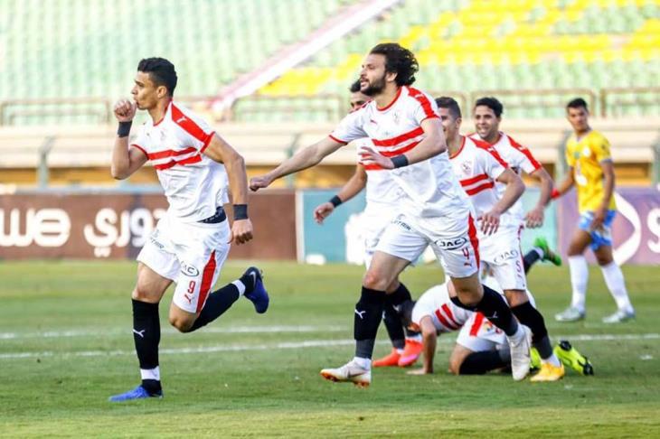 """الزمالك """"السعيد"""" يفوز على الإسماعيلي ويستعيد صدارة الدوري"""