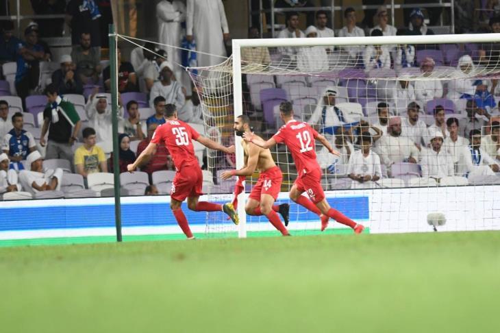 النجم الساحلي بطلاً لكأس زايد بفوز قاتل على الهلال السعودي