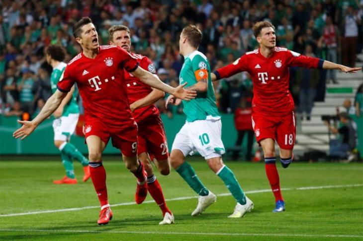 بايرن ميونخ يتأهل إلى نهائي كأس ألمانيا