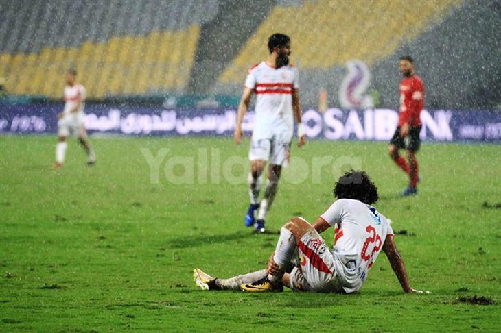 مران الزمالك.. مشاركة عبد الله جمعة وبو طيب.. وتقسيم اللاعبين إلى مجوعتين