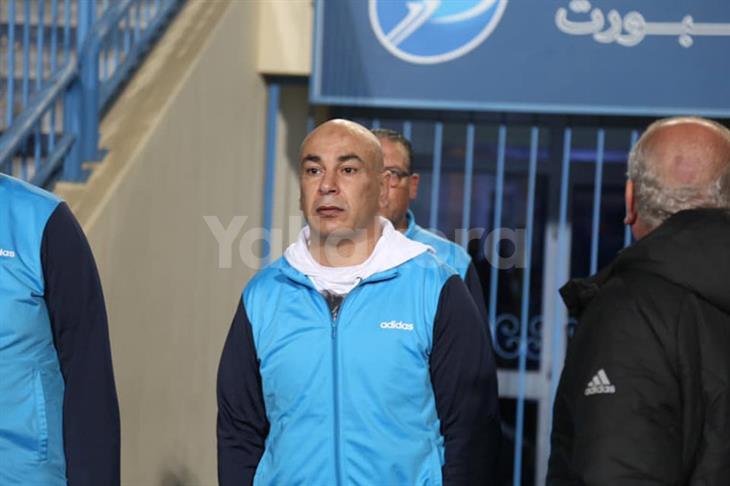 حسام حسن لاتحاد الكرة: إلغوا الدوري.. وليس من العدل أن يلعب فريقان كل مبارياتهما ببتروسبورت