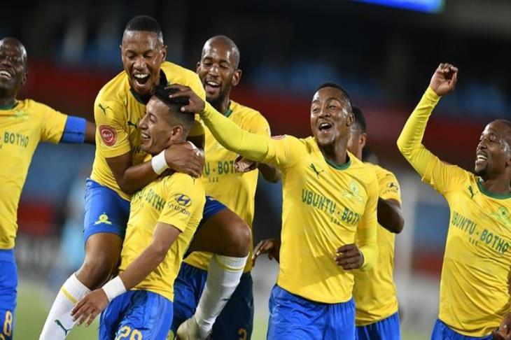 بنتيجة (16-1).. صنداونز يدخل التاريخ ويتأهل لمرحلة المجموعات بدوري الأبطال