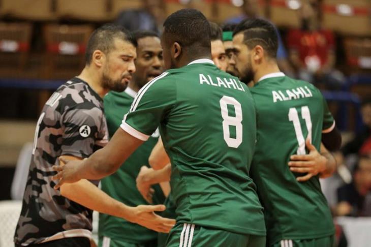 كرة طائرة.. أهلي طرابلس يتأهل لنصف نهائي بطولة أفريقيا