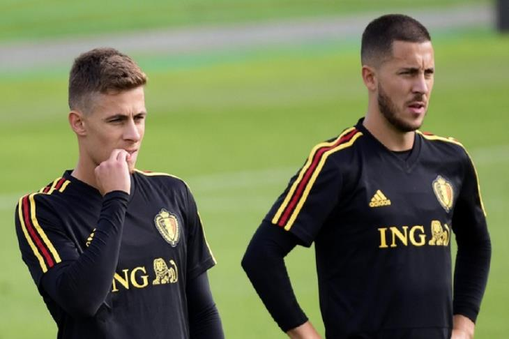 تقارير بلجيكية: ليفربول ينافس دورتموند للتعاقد مع شقيق هازارد