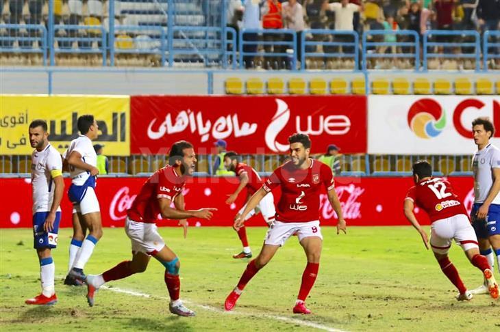 تقرير.. بعد تعادل الزمالك.. فوز الأهلي أمام المقاولون يمنحه لقب الدوري