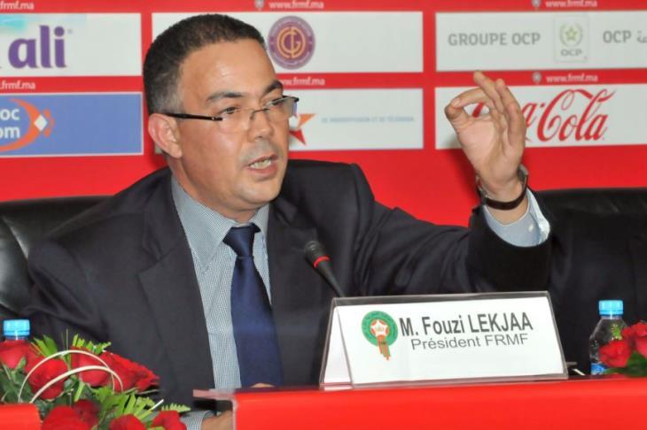 التليفزيون المغربي: الكاف لن يفرض عقوبات ضد لقجع