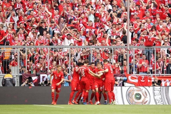 الثنائية رقم 12.. بايرن يهزم لايبزيج ويتوج بطلًا لكأس ألمانيا (فيديو)