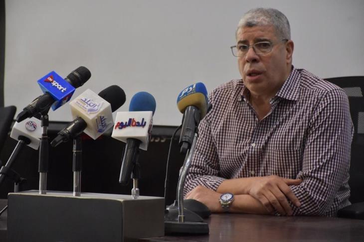 """شوبير: لن أكرر """"مأساة"""" النائب في اتحاد الكرة.. وهل أبو ريدة """"عفريت""""؟"""