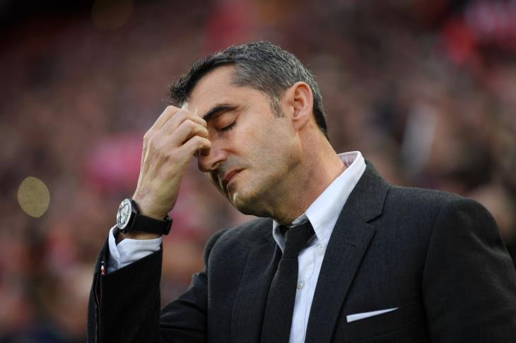 """""""الخروج من السوبر ليس السبب"""".. 4 عوامل أجبرت برشلونة على إقالة فالفيردي"""