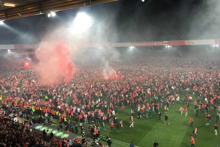يونيون برلين: علينا إجراء تعديلات في ملعبنا بعد الصعود للبوندسليجا