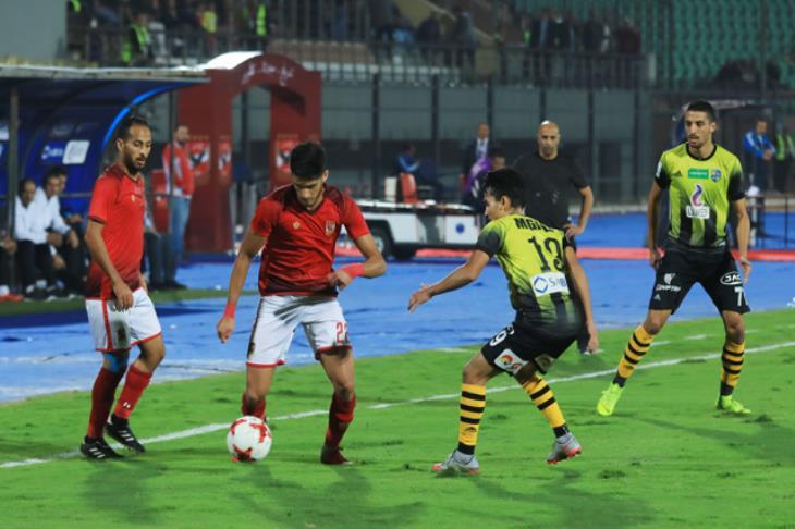 المقاولون العرب ليلاكورة: لم نطلب ضم أي لاعب من الأهلي