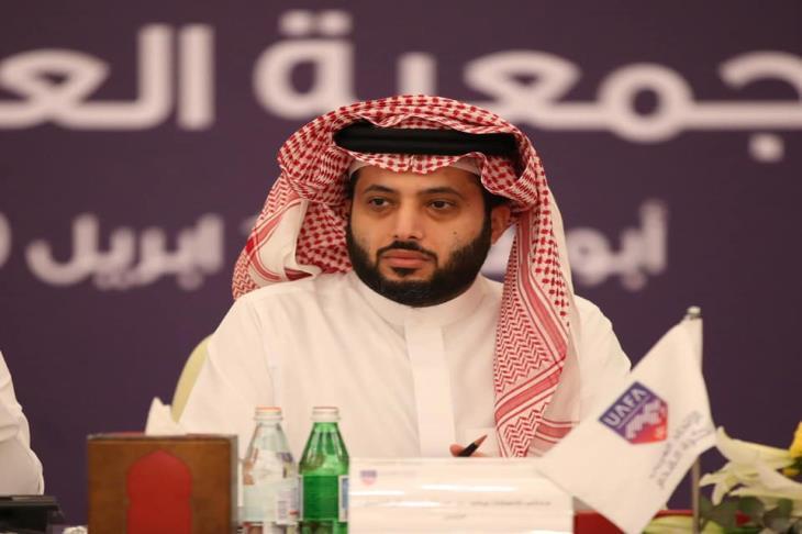 رسميًا.. الاتحاد العربي يقبل استقالة تركي آل الشيخ في اجتماع طارئ