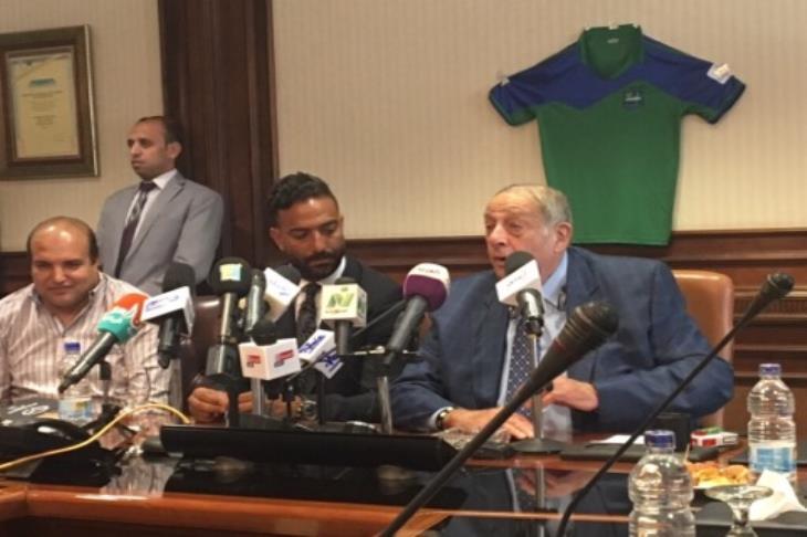 رئيس المقاصة لميدو: إن شاء الله تستمر حتى نتأهل لمونديال الأندية.. وكلمتنا عقد