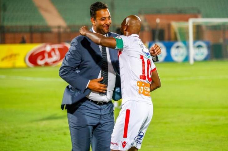 ميدو: أستطيع إعادة شيكابالا أفضل لاعب في مصر