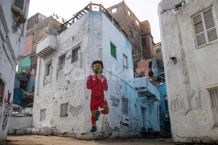 قصة مصورة.. حين تُسجل في انفيلد ويخلد احتفالك في قلب القاهرة التاريخية