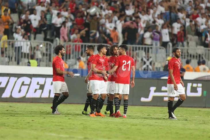 منتخب مصر ينهي معسكره ببرج العرب استعدادا لأمم أفريقيا