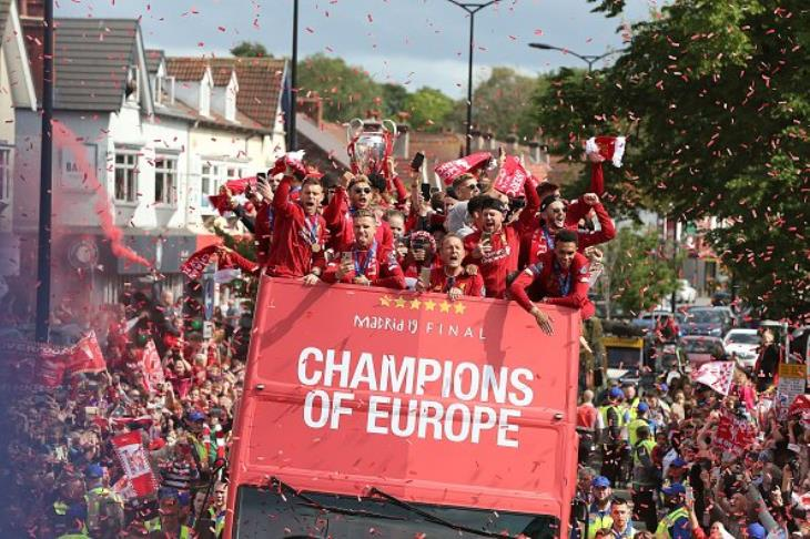 ليفربول يخصص 5 الاف تذكرة لجماهيره في كأس السوبر الأوروبي