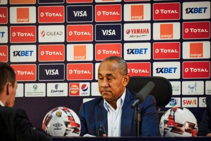 أحمد أحمد يتحدث عن دعم الأندية الأفريقية وموعد استئناف البطولات القارية