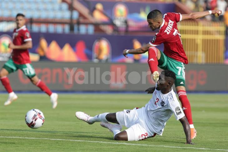 أمم أفريقيا.. النيران الصديقة تهدي المغرب الفوز الأول في بداية المشوار