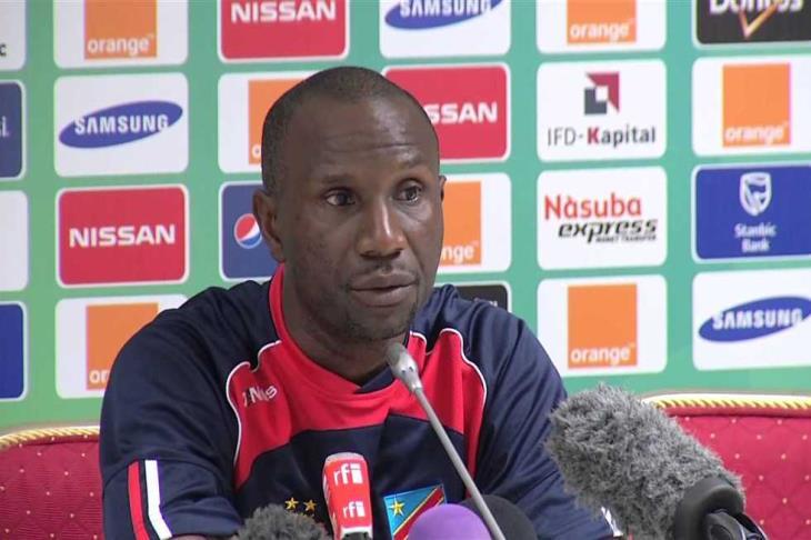مدرب الكونغو: سنلعب أمام مصر بفلسفة إذا لم تفز عليك ألا تخسر