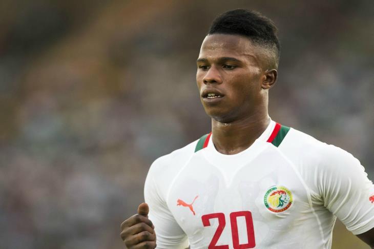 تقارير: أرسنال يرغب في التعاقد مع نجم السنغال