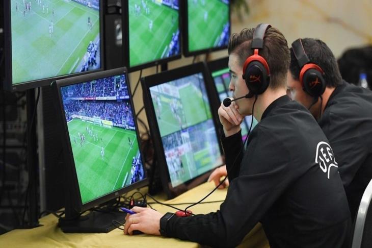 """رسمياً.. """"ويفا"""" يعلن تطبيق تقنية الـ""""VAR"""" في نهائيات دوري الأمم الأوروبية"""