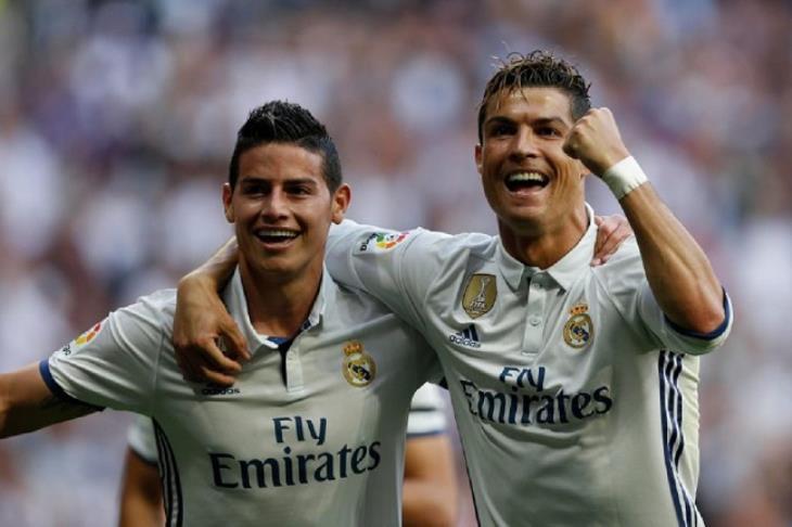 تقارير: رونالدو يرغب في تعاقد يوفنتوس مع رودريجيز