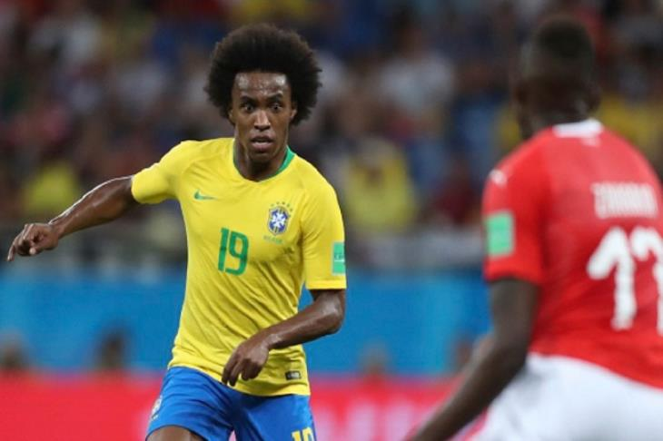 البرازيل تستدعي ويليان تعويضاً لغياب نيمار عن كوبا أميركا