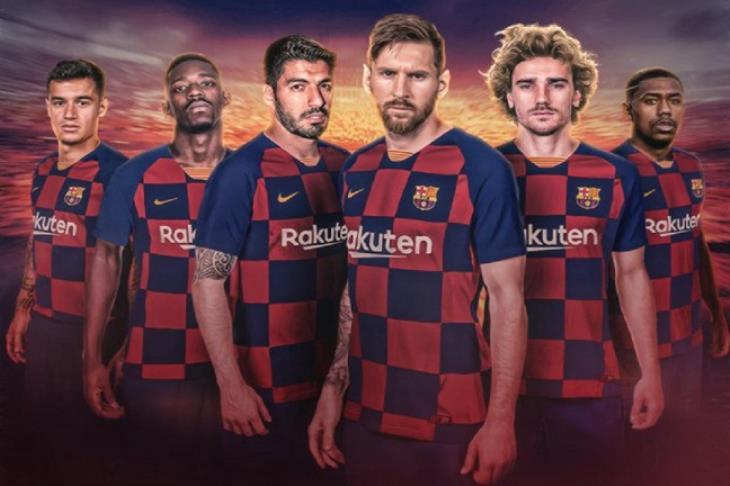 """تقرير.. كيف يلعب برشلونة بجريزمان؟ """"شجرة الكريسماس"""" الحل الأمثل"""