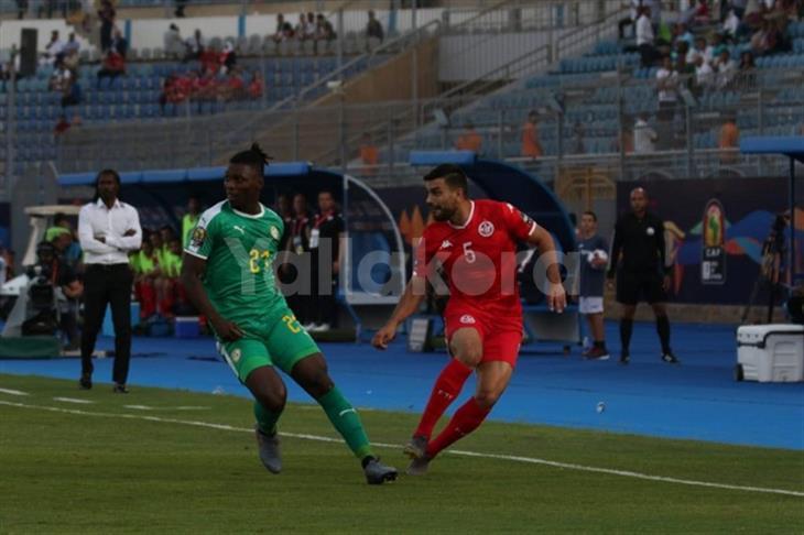 تونس أمام السنغال.. كرة في القائم ومطالبة بركلة جزاء بملخص الشوط الأول