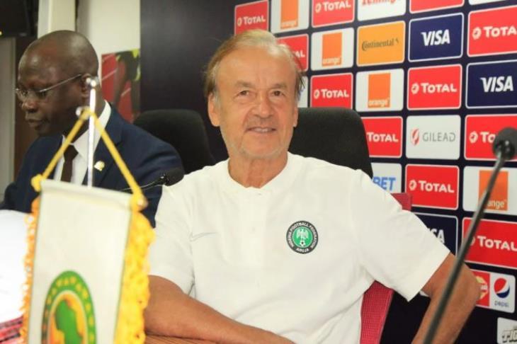 مدرب نيجيريا: الفوز بالمركز الثالث أفضل من خسارة نهائي كأس الأمم