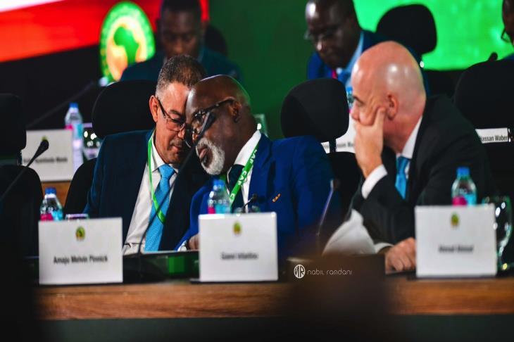 الرياضية المغربية: فوزي لقجع نائب ثاني لرئيس كاف