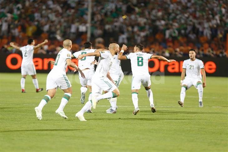 الجزائر تعلن جدول مباريات منتخبها في 2020 و2021