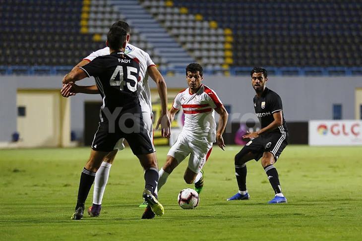 طارق حامد ينتظم في مران الزمالك.. وبرنامج علاجي لعبد الله جمعة