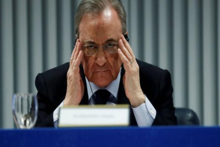 الاتحاد الأوروبي مهاجما رئيس ريال مدريد: يتبنى خطة مجنونة تدمر كرة القدم
