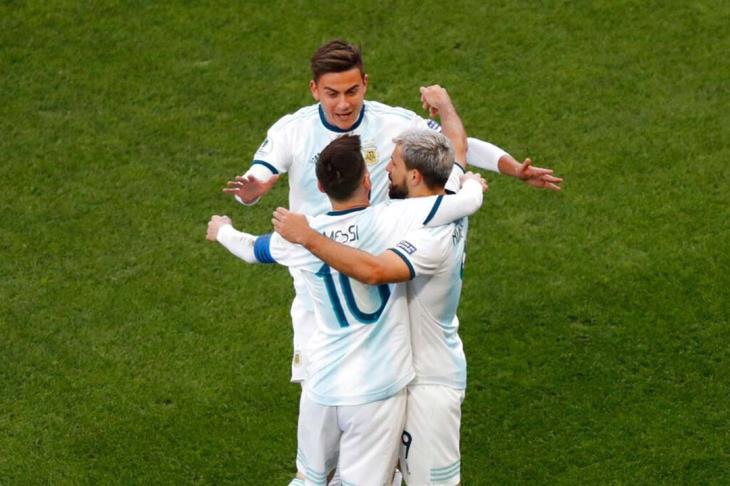 ثأر بلا طعم.. الأرجنتين تحصد برونزية كوبا أمريكا بالفوز على تشيلي