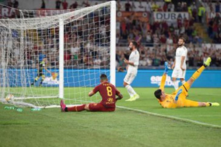 هزيمة جديدة.. ريال مدريد يسقط أمام روما وديًا