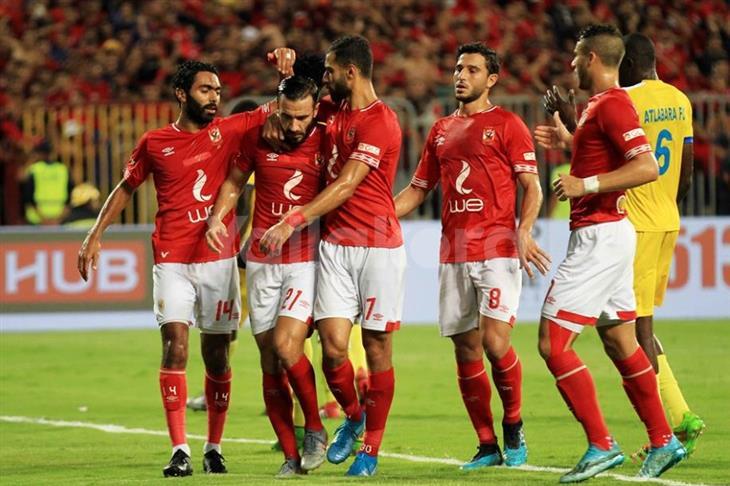 تشكيل الأهلي المتوقع.. عودة محمد الشناوي أمام بيراميدز
