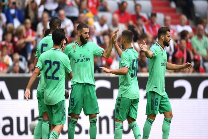 بنزيما وبيل يقودان هجوم ريال مدريد أمام سيلتا فيجو بالليجا