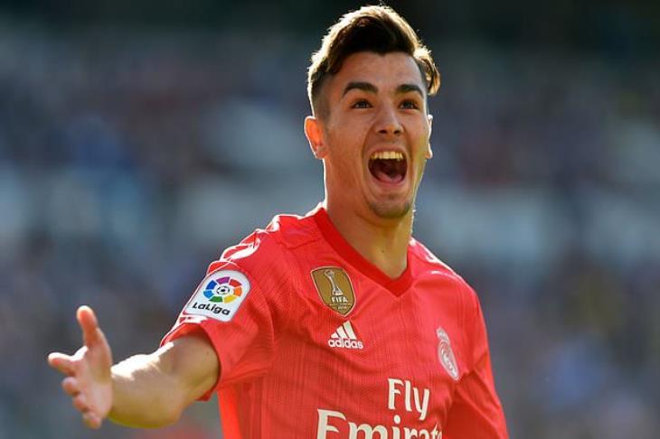 """""""للمرة الثانية"""".. ريال مدريد يعلن إصابة دياز"""