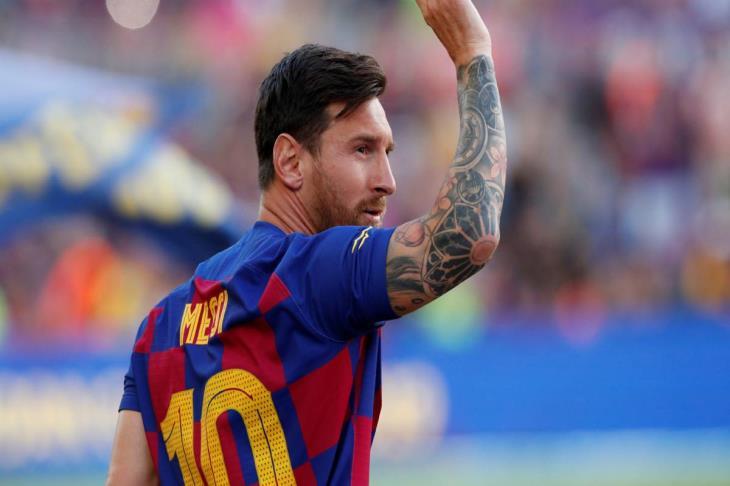 """تقرير.. في غياب ميسي.. ماذا يفعل برشلونة أمام """"الماكينات"""" بدوري الأبطال؟"""