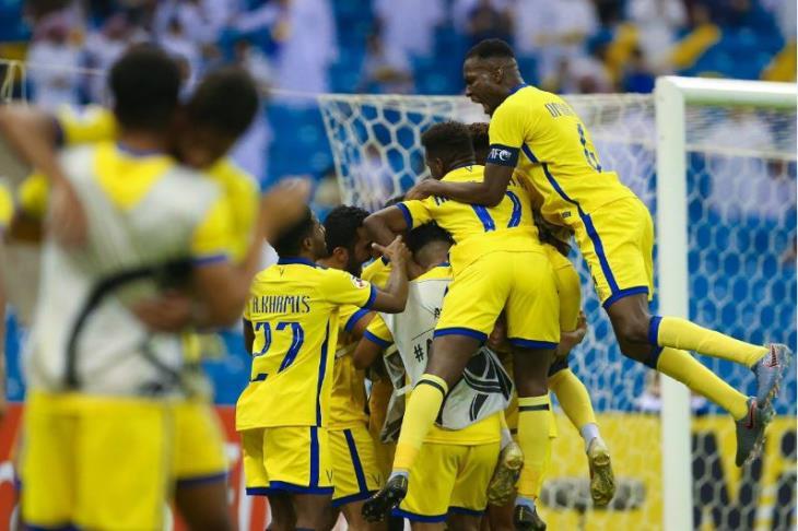 النصر يهزم التعاون ويتوج بكأس السوبر السعودي للمرة الأولى