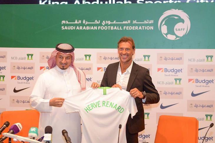 رينار: مهمتي قيادة السعودية للمونديال.. وليس الفوز بخليجي 24