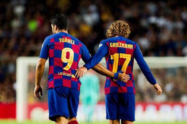 ميسي بديلًا في تشكيل برشلونة المتوقع أمام دورتموند بالأبطال