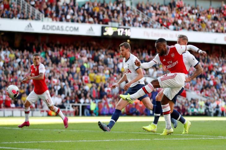 في مباراة مثيرة.. آرسنال يعود من بعيد ويتعادل أمام توتنهام بديربي لندن