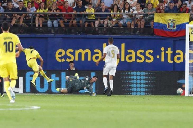 تعثر جديد.. ريال مدريد يفلت من الهزيمة أمام فياريال بالليجا