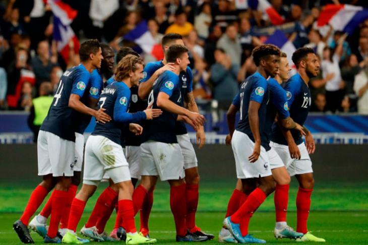 بالفيديو.. فرنسا وتركيا يتقدمان بثبات على طريق التأهل ليورو 2020